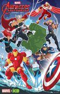 Avengers Ultron Revolution Poster