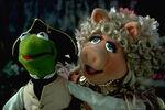 Captain Kermit and Miss Piggy
