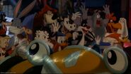 Clarabelle Cow in Who Framed Roger Rabbit