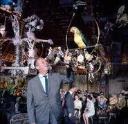 Enchanted Tiki Room and Walt Disney 2
