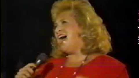Sandi Patty - Patriotic Medley, Walt Disney World (1991)