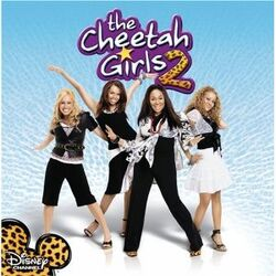 The Cheetah Girls 2 OST cover