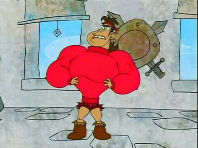 File:Dave the Barbarian 120a Red Sweater Of Courage Docslax 217426.jpg