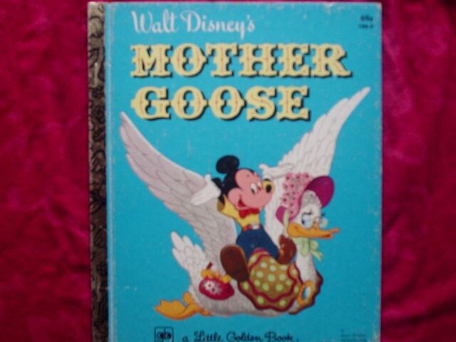 File:Mother Goose Little Golden Book.jpg