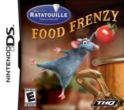Ratatouille Food Frenzy Coverart