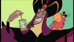 Jafar&Iago-House of Villains03