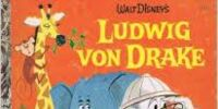 Ludwig Von Drake (Little Golden Book)