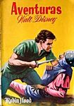 AVENTURAS WALT DISNEY chile comic book in Spanish