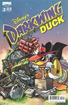 Darkwing Duck BoomStudios 3A