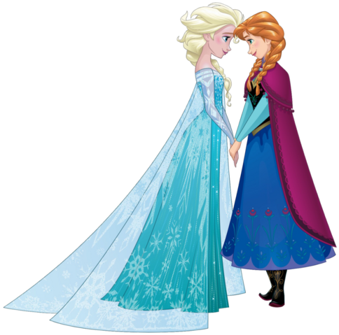 File:Elsa and Anna Sisters.png