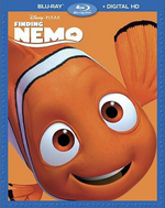 Finding Nemo Blu-ray Rerelease