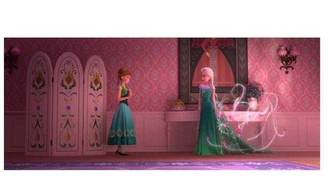 File:Frozen fever Elsa's & Anna's new dressess.png