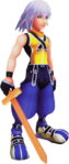 Riku (Battle) KH