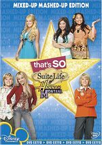 Thats so suite life of hannah montana