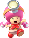 Toadette CaptainToadTreasureTracker