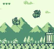 TaleSpin Game Boy Gameplay
