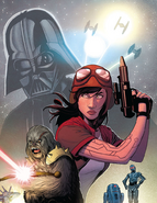 Doctor Aphra Comic Art