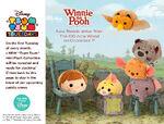 Winnie the Pooh Tsum Tsum Tuesday - 1