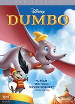 Dumbo 70th Anniversary DVD