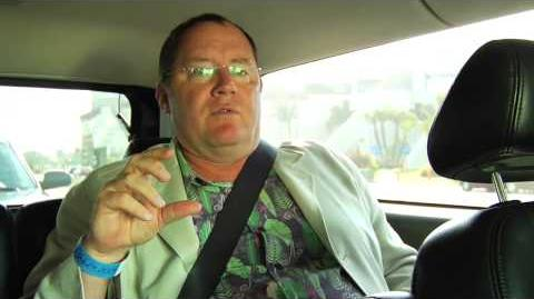 John Lasseter Q&A What Does A113 Mean?