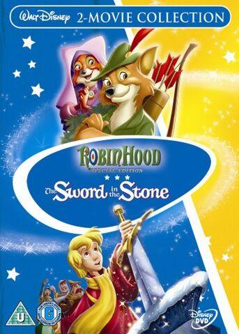 File:The Sword In The Stone Robin Hood Box Set UK DVD.jpg