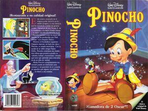 VHS 1 - Pinocho