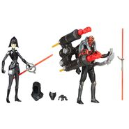 Darth Maul and Seventh Sister Figures