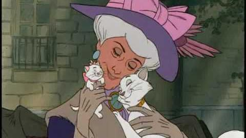 Aristocats ~ She Never Felt Alone (unused version)