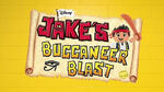 Jake's Buccaneer Blast - The Golden Pirate Pyramid title card