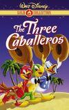 TheThreeCaballeros GoldCollection VHS
