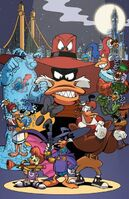 Darkwing Duck Annual C