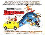 Superdad DVD Poster