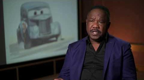 "Cars 3 ""River Scott"" Isiah Whitlock Jr Interview"