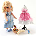 Cinderella 2012 Animators Doll Set