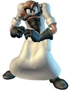 Mad Doctor art from Epic Mickey 2
