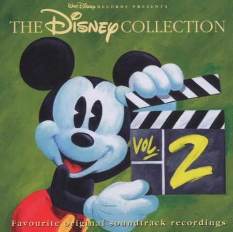 File:The Disney Collection Volume 2 2006 Cover.jpg