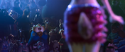 Zootopia Clawhauser at the concert