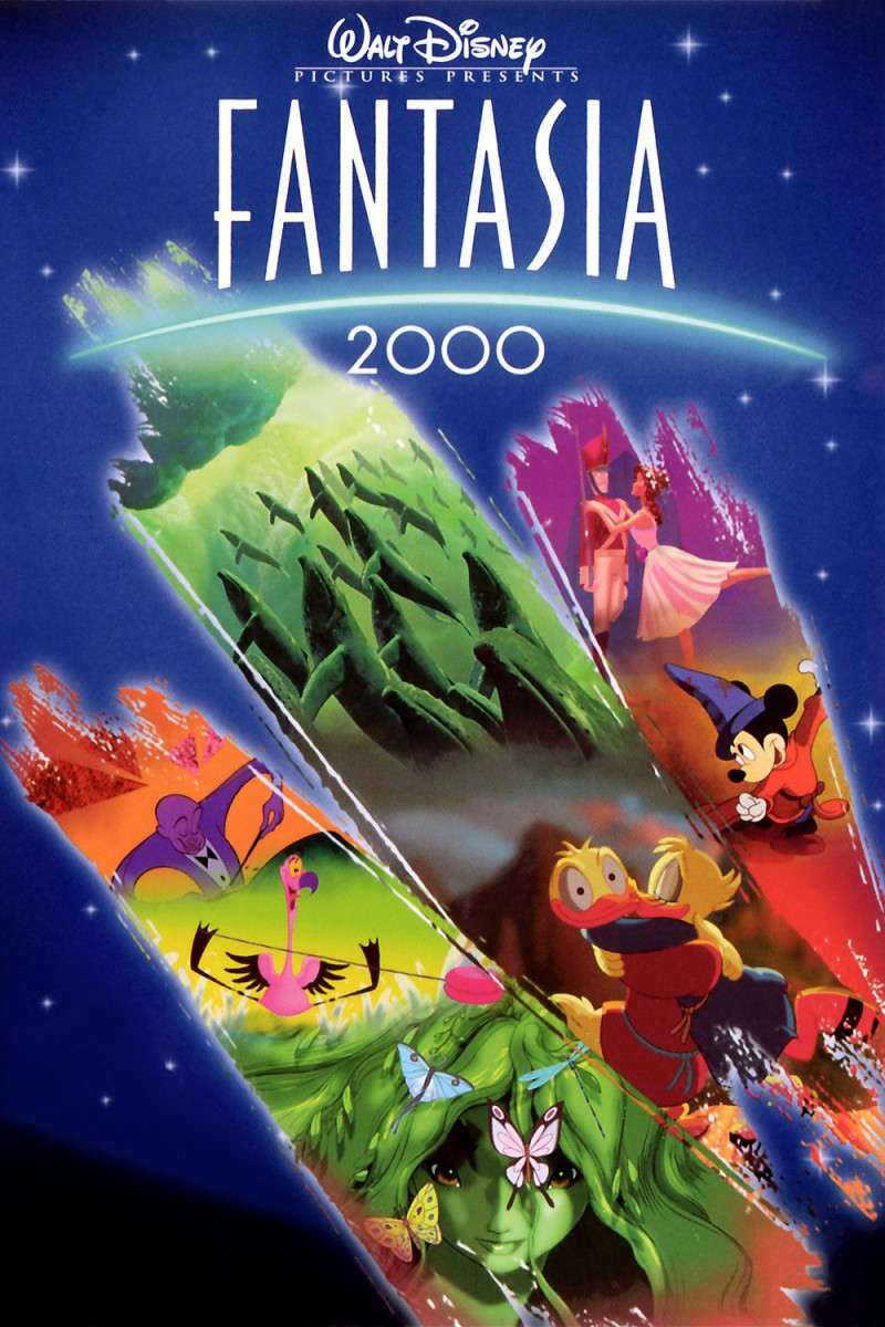 Image - Fantasia-2000-1999-movie-poster.jpg : Disney Wiki ...