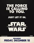 Force Awakens Retro Poster 02