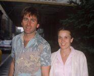 John Ritter with Nancy Morgan