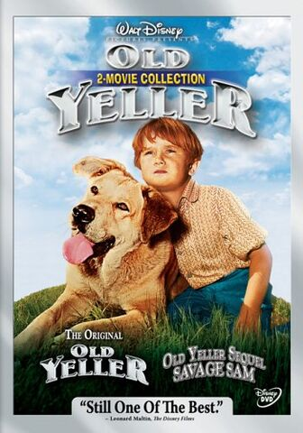 File:Old yeller 2 movie collection.jpg