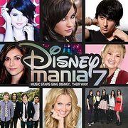 Disney Mania 7 coverart