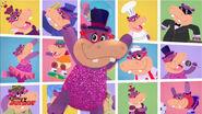 Hallie hippo happy hour2