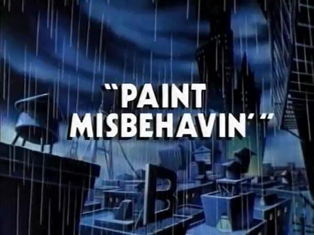 File:PaintMisbehaving.jpg