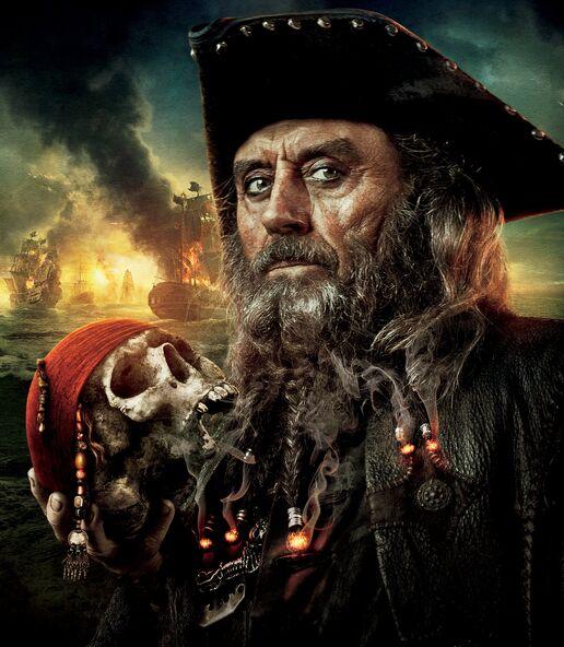 Captain Black Jack Murphy 95