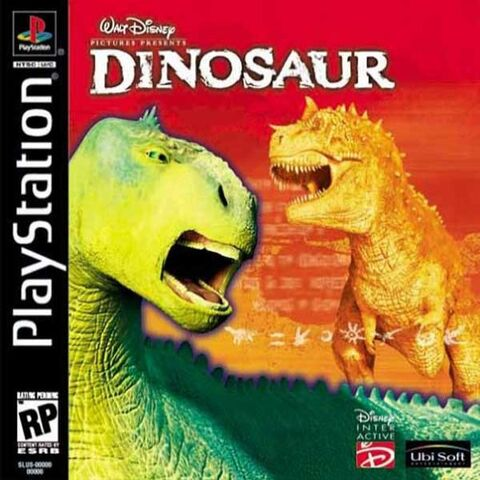 File:Disney's Dinosaur (video game).jpg