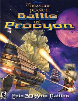 File:Treasure Planet - Battle at Procyon Coverart.jpg