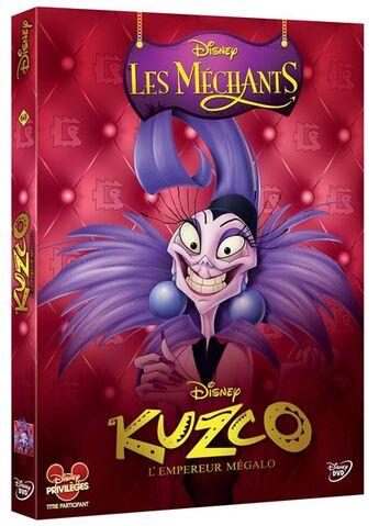 File:Disney Mechants DVD 16 - Kuzco, L'empereur megalo.jpg