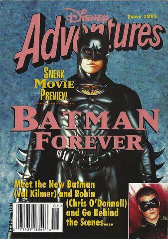 File:Disney adventures magazine cover june 1995 batman forever.jpg