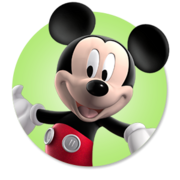Mickey Mouse Clubhouse Promo Art
